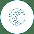 Icon ERPcloud360 Cloud-ERP Einfach Skalierung