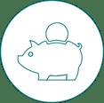 Icon ERPcloud360- Cloud ERP IT-Kosten reduzieren