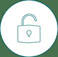 Icon ERPcloud360_Cloud-ERP_Höchste Sicherheit